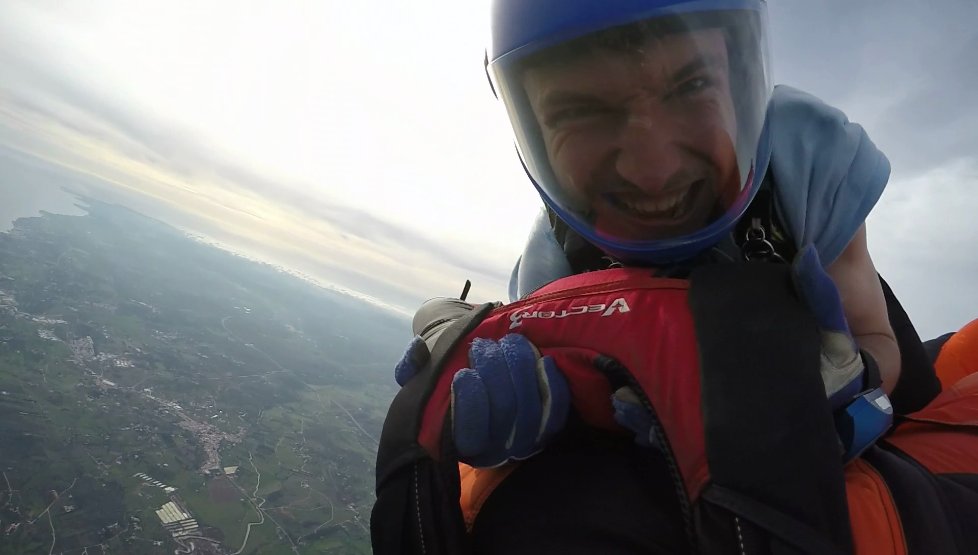 Skydiving in the Algarve- April 2017